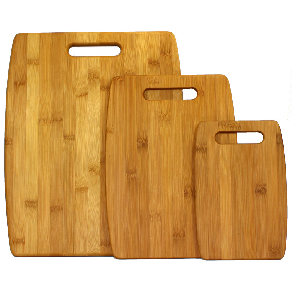 7 Best Quality Kitchen Cutting Board With Wood Bambo